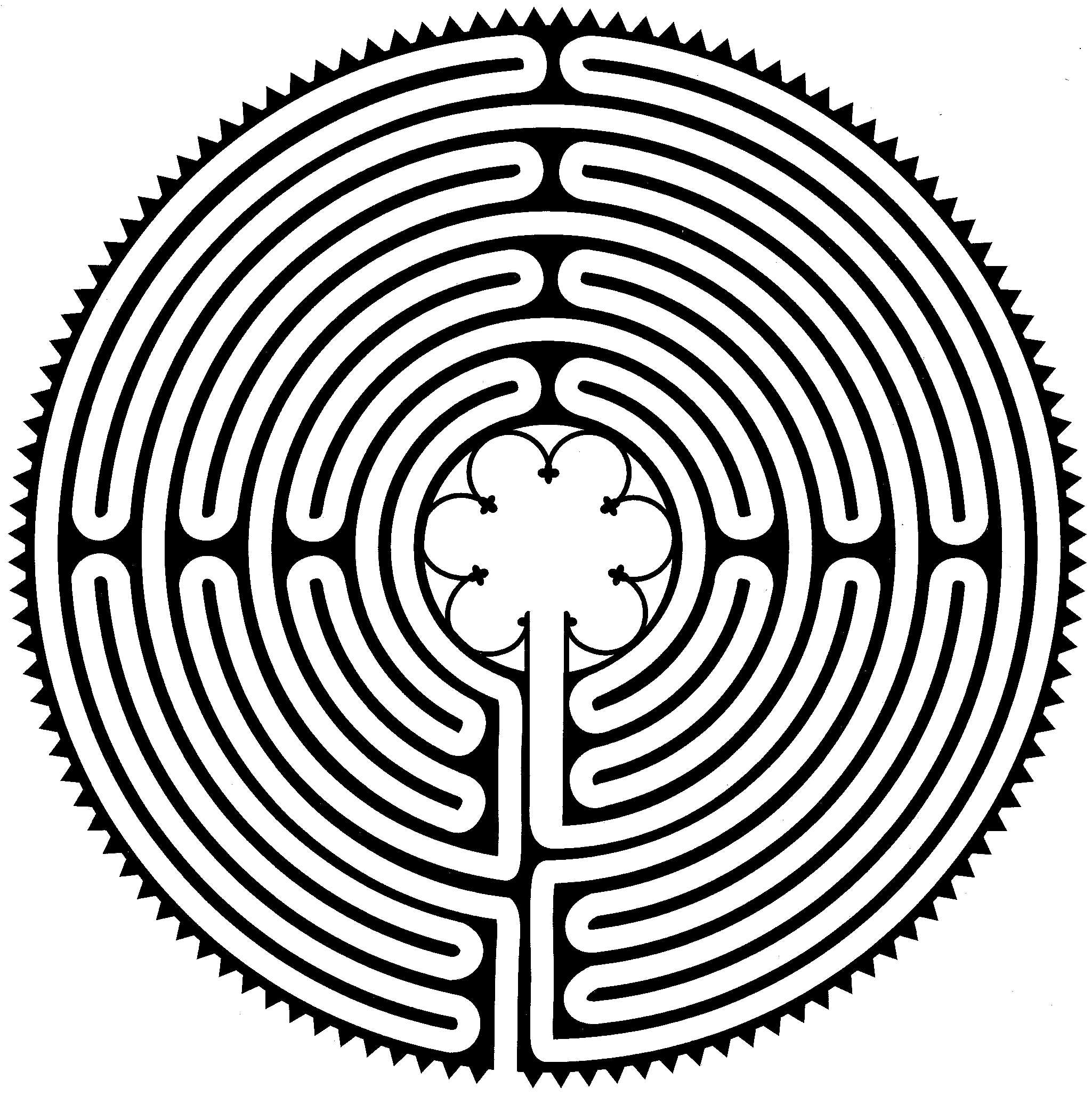 Walking the Spiritual Labyrinth | From the Still Point