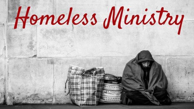 homeless+ministry