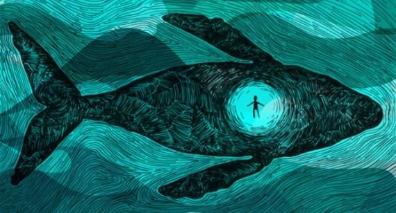 Jonah-prays